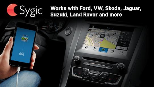 Sygic Car Navigation MOD (Full Unlocked) 8