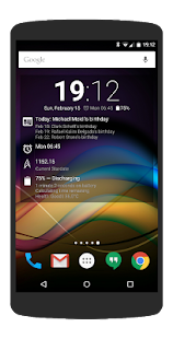 Chronus Information Widgets Pro 17.1.1 - 8 - images: Store4app.co: All Apps Download For Android
