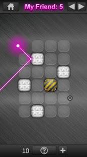 Laser World: logická hra - náhled