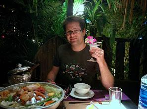 Photo: Cambodian BBQ.