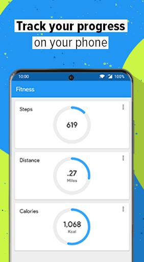 Fitness Home screenshot 3