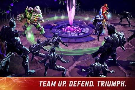 Marvel Realm of Champions Apk Mod [Unlimited Coins/Gems] 9