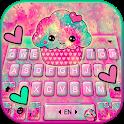 Tasty Cupcake Keyboard Theme icon