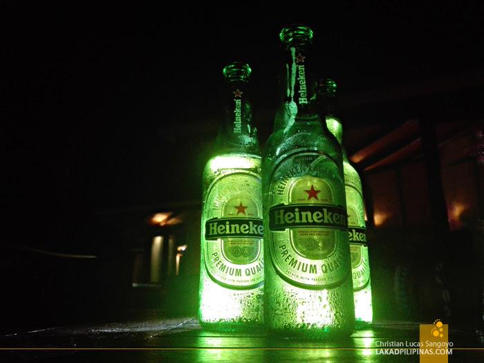 Sun Island Resort Maldives Beer