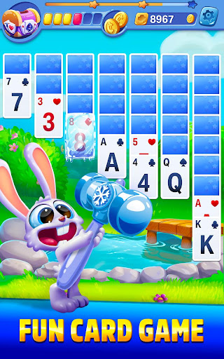 Solitaire Showtime: Tri Peaks Solitaire Free & Fun apkmr screenshots 3