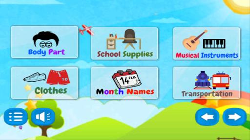 Kids Educational Games - Learn English 1.1.5 screenshots 2