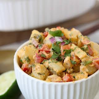 Chipotle Potato Salad.