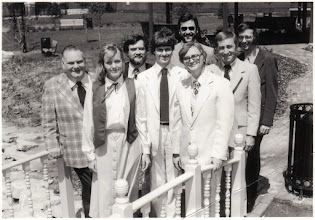Photo: A KFH photo from the 1970s.  So who are each of them left to right?