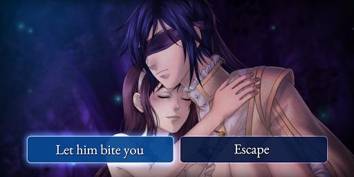 Moonlight Lovers Raphael: Vampire / Dating Sim  screenshots 8
