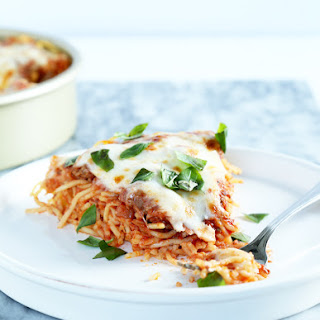Gluten Free Spaghetti Pie