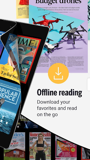 Readly - Unlimited Magazine Reading 4.9.4 Screenshots 8
