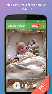 Baby Monitor 3G Screenshot