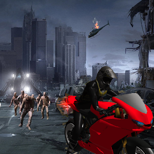 Zombie City : Motorcycle Race for PC and MAC