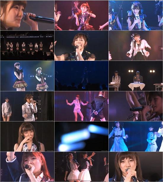 (LIVE)(公演) 田原総一朗 「ド~なる?!ド~する?!AKB48」公演 岡田奈々の生誕祭 151111