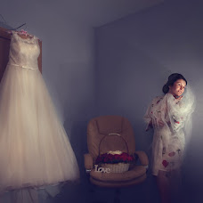 Wedding photographer Alisa Khalaimova (Alisssa). Photo of 11.10.2014