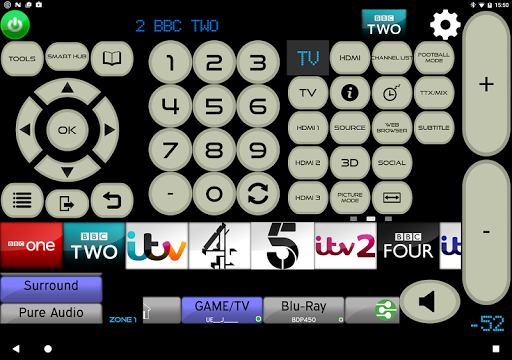 MyAV Remote for Denon & Marantz AV Receivers screenshot 7