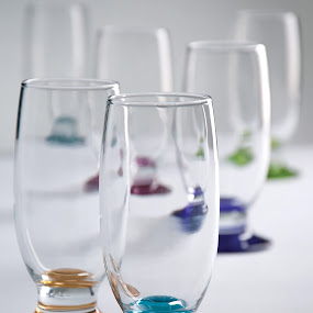 Glasses by Genesis Carabeo - Artistic Objects Glass