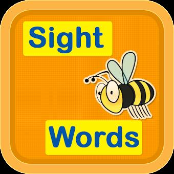 Sight Words Sentence Builder.