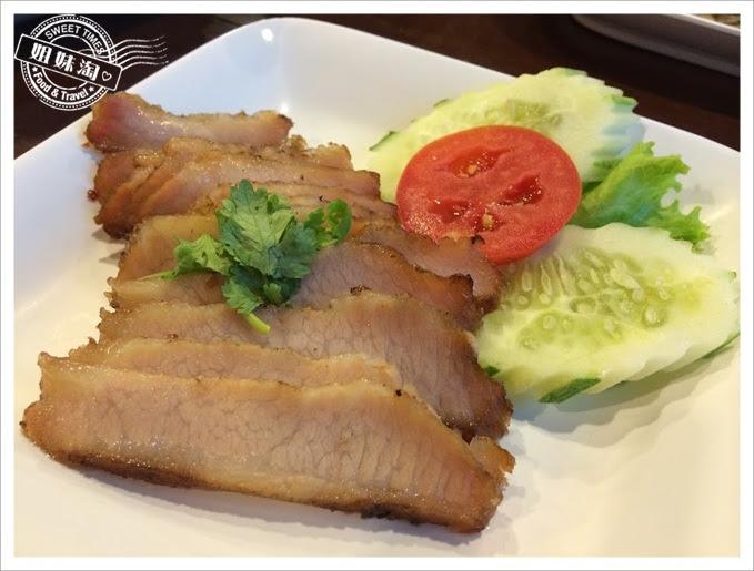 SOMTAM 豬頸肉