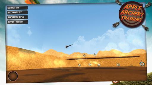 苹果射箭训练|玩街機App免費|玩APPs