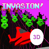 Pixel Invasion 3D