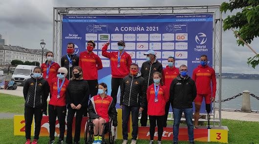 Jairo Ruiz, plata antes de ir a los Juegos