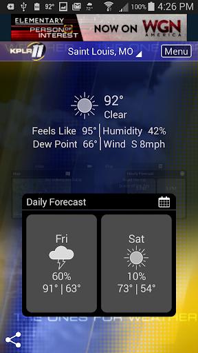 News 11 Weather