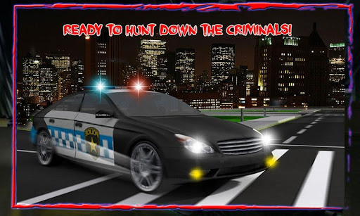 경찰 드라이브 : 자동차 시뮬레이션