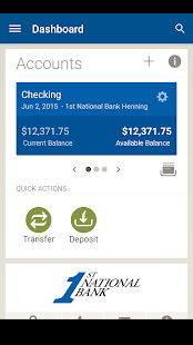 Henning-OT Bank Mobile- screenshot thumbnail