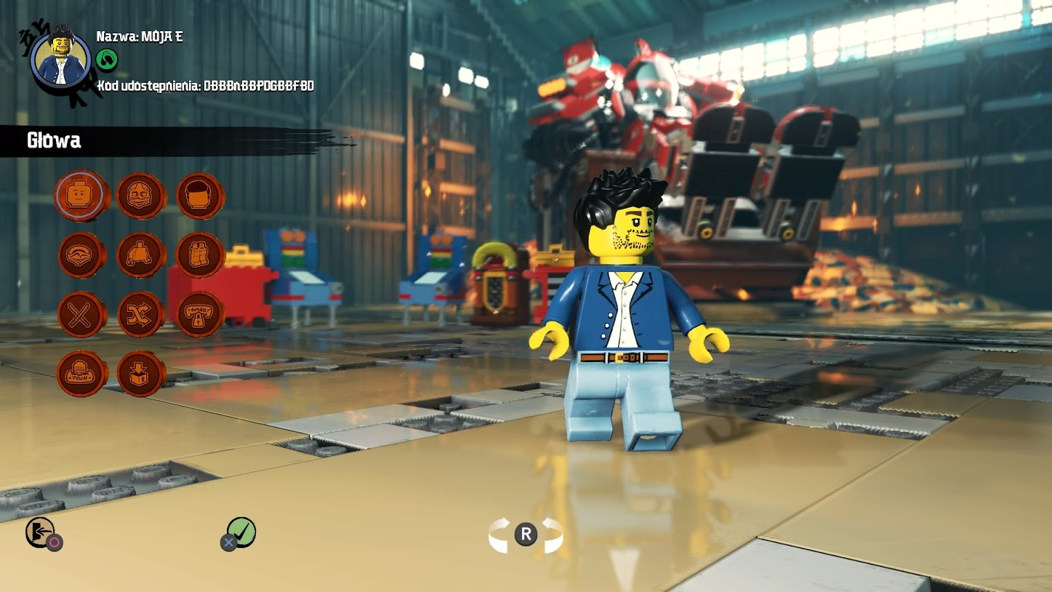 lego ninjago video game recenzja