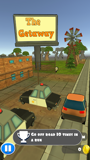The Getaway: Traffic Racer 3D