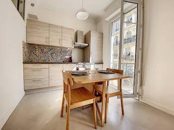 Appartement meublé 2 pièces 36,44 m2
