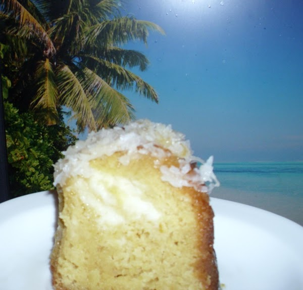 Tropical Cream Cake Recipe