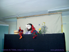 Photo: Kelemen és Tóbiás, avagy a két okostojás