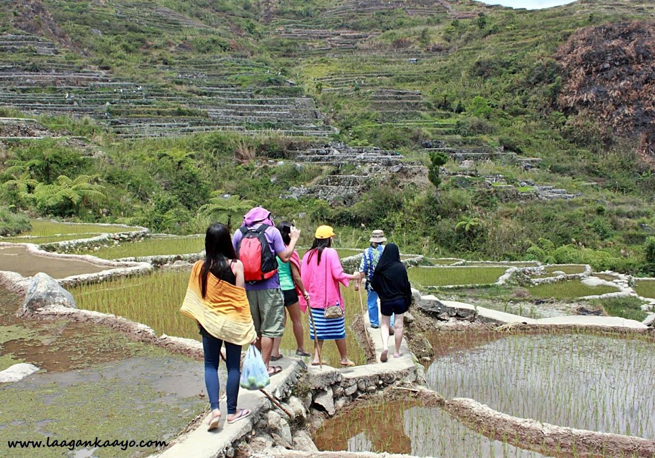 Journey to Bomod-ok Falls