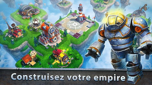 Sky Clash: Lords of Clans 3D  code Triche 2