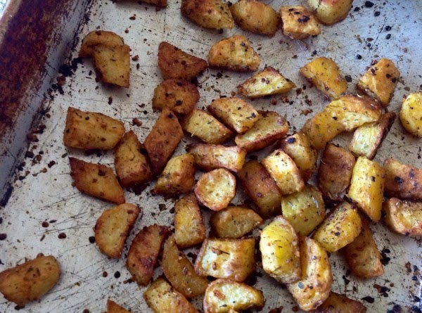 Even Better Roasted Potato Wedges Recipe