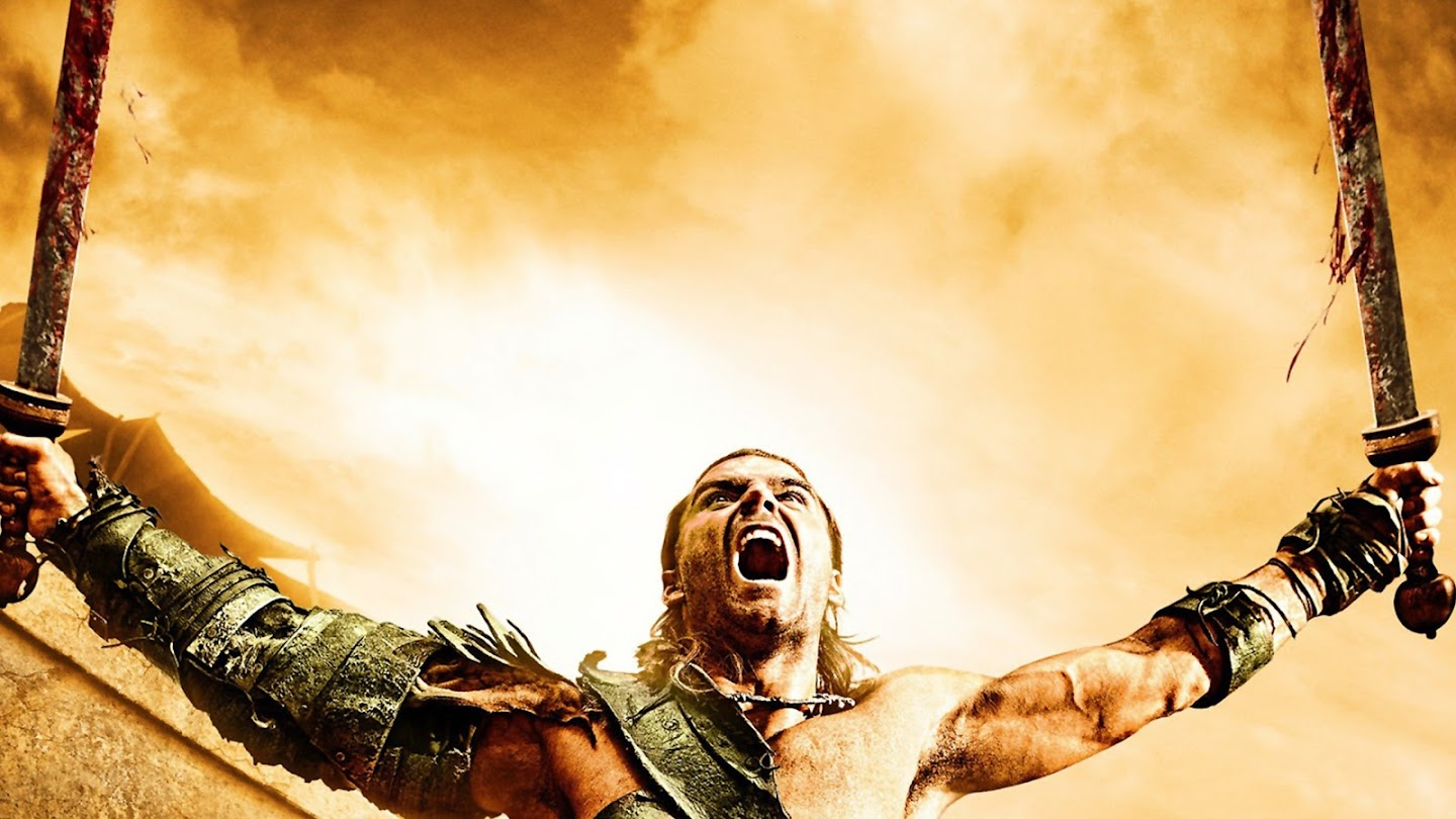 Watch Spartacus: Gods of the Arena live*