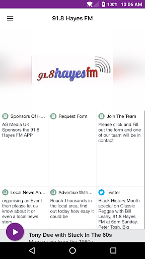91.8 Hayes FM ss1