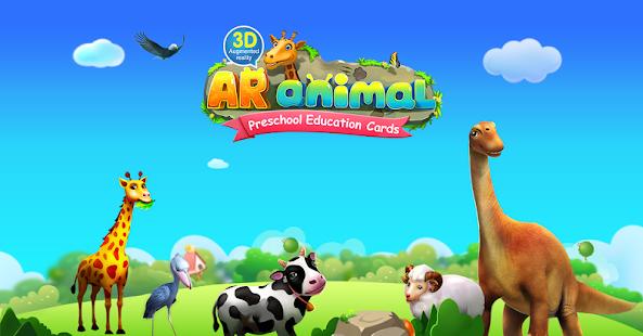 AR animal - náhled
