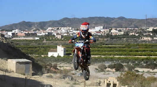 El Campeonato Provincial de Motocross-Trofeo MX Almería echa el telón
