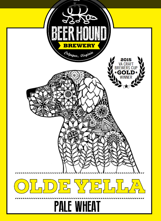 Logo of Beer Hound Olde Yella