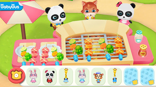 Baby Panda's Party Fun  screenshots 1