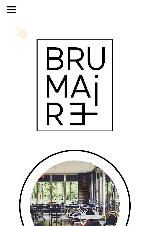 Restaurant Brumaire- screenshot