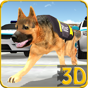 Swat Police Dog Chase Crime 3D for PC and MAC