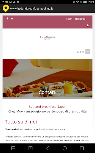 Bed and breakfast Napoli Na
