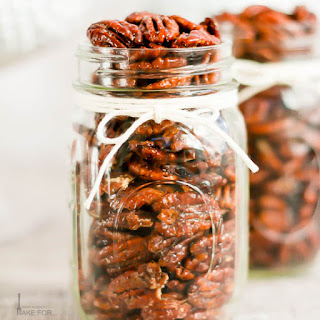 Candied Pecans.