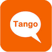 Messenger chat and Tango