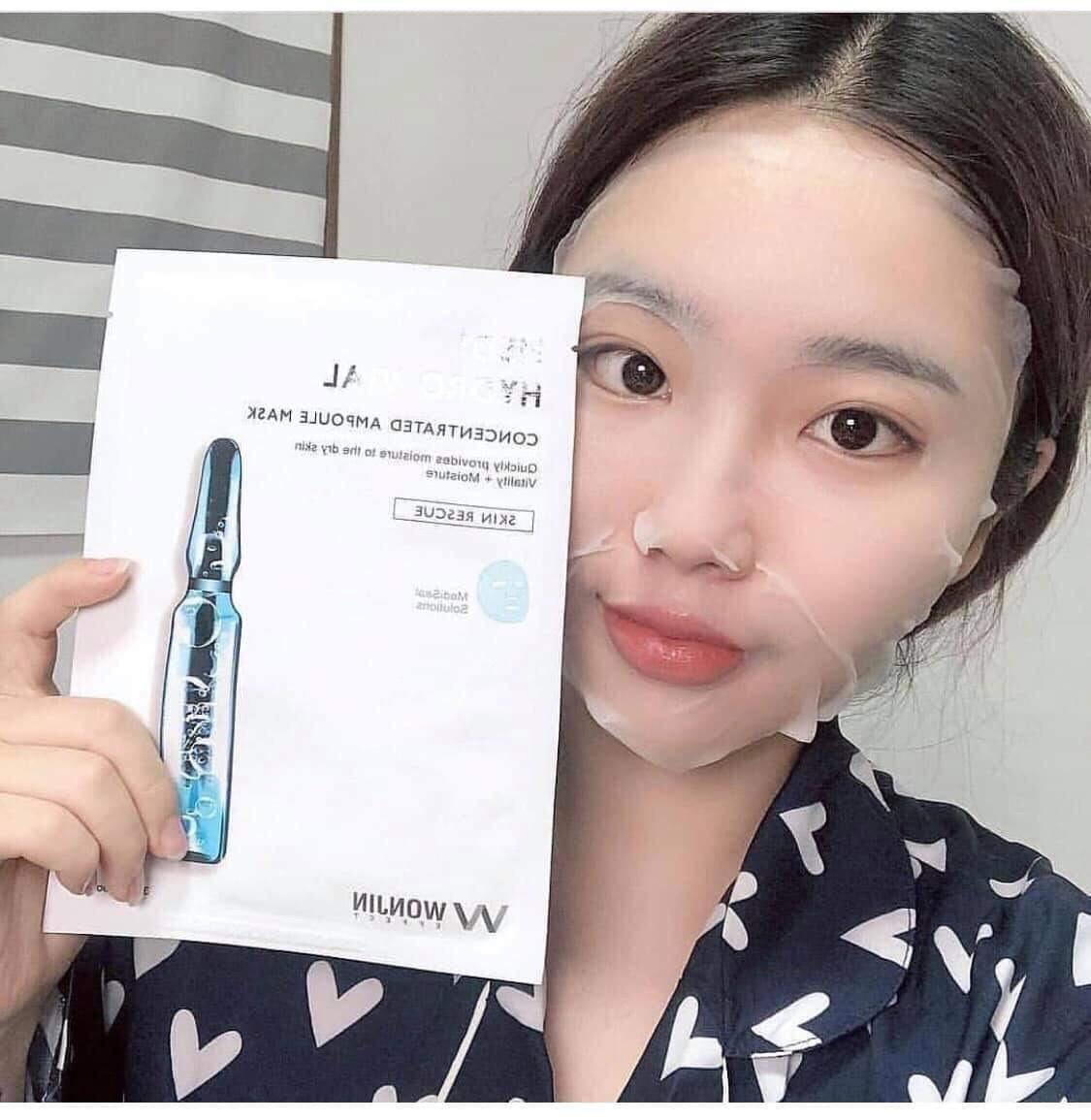 [Review chi tiết] 4 loại Mặt nạ Wonjin tốt như lời đồn không? 19