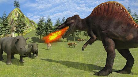 Spinosaurus Revolution Mystery 1.1 screenshot 1652525